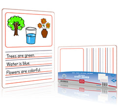 "Dry Erase Story Board 9""X12"""