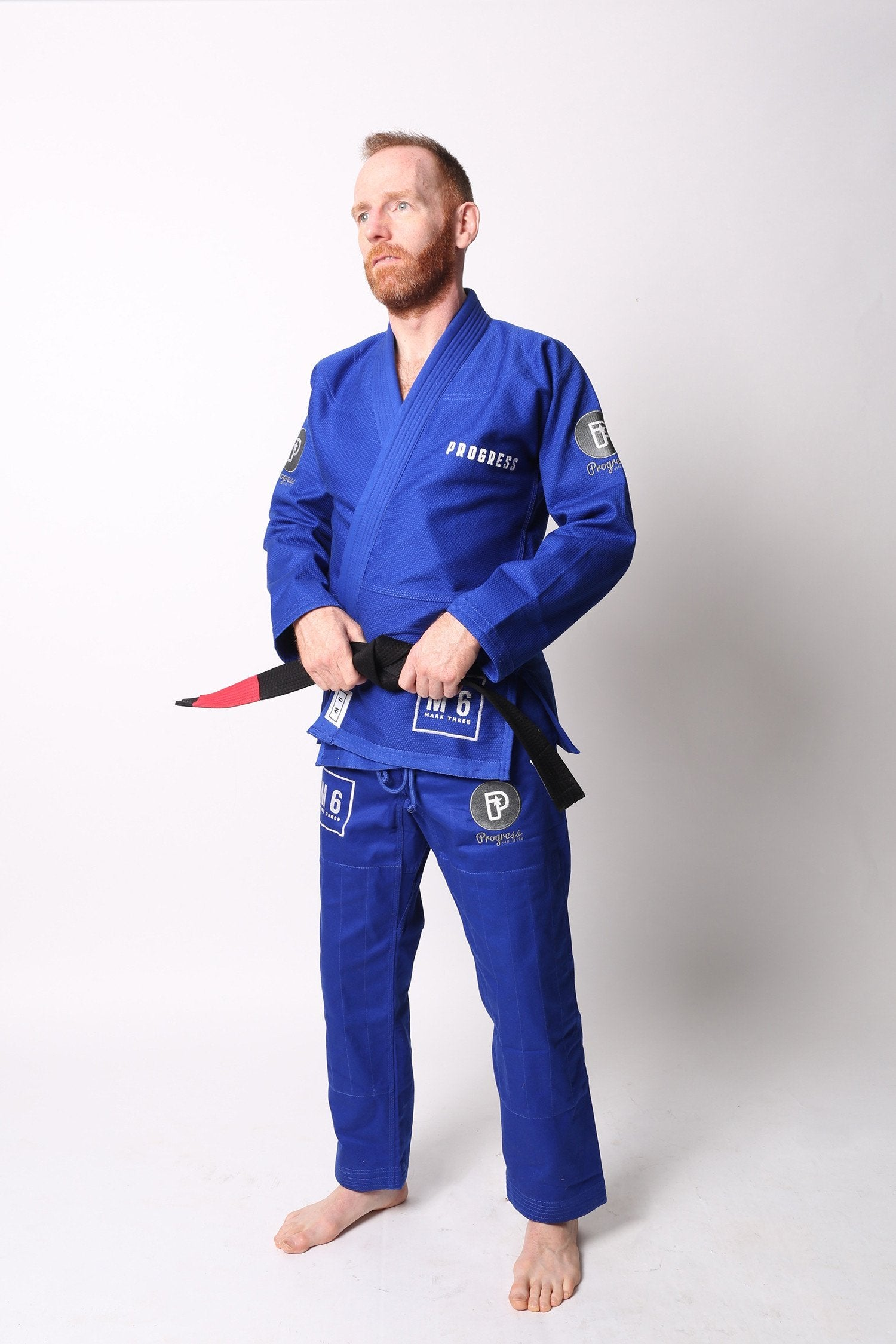 Image of Progress M6 MK3 Blue BJJ Gi