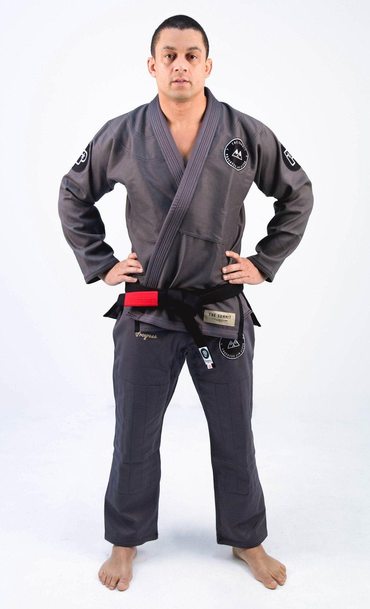 Image of Progress Summit Grey BJJ Gi