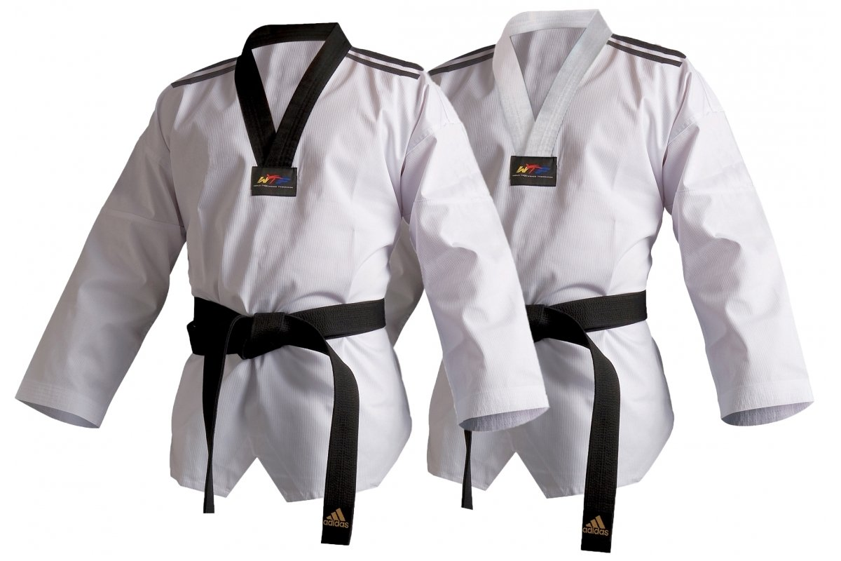 Image of Adidas Junior WTF Club Dobok