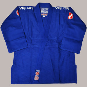 Valor Kosen 550 Blue Judo Suit