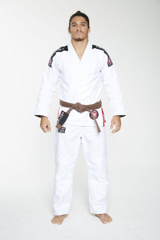 Atama Ultra Light White BJJ Gi 2.0