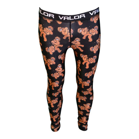 Valor Ginger Snap MMA Spats