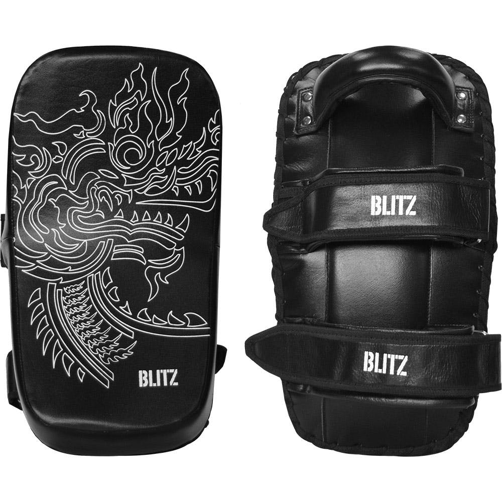 Image of Blitz Firepower Angled Thai Pads