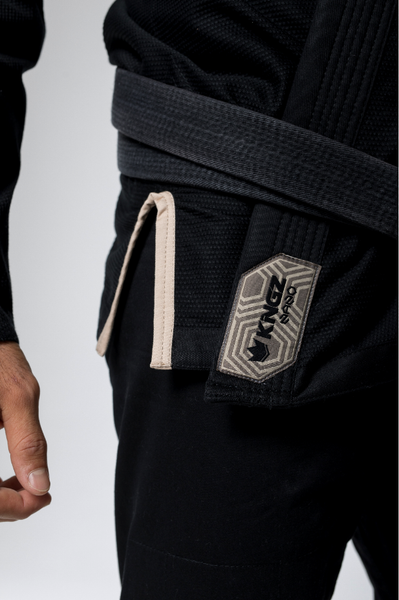 Kings Nanō 2.0 Black BJJ Gi