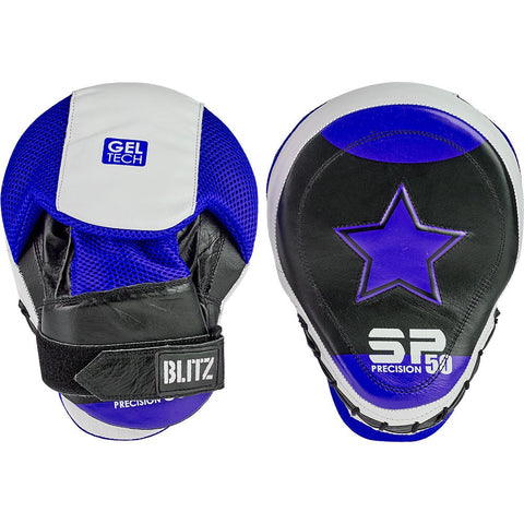 SP50 Gel Tech Focus Pads - Blue