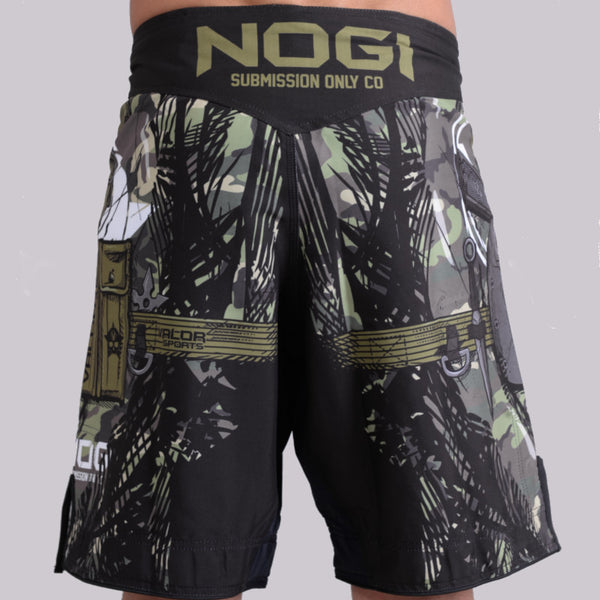 Valor Assassin Camo NO GI Shorts