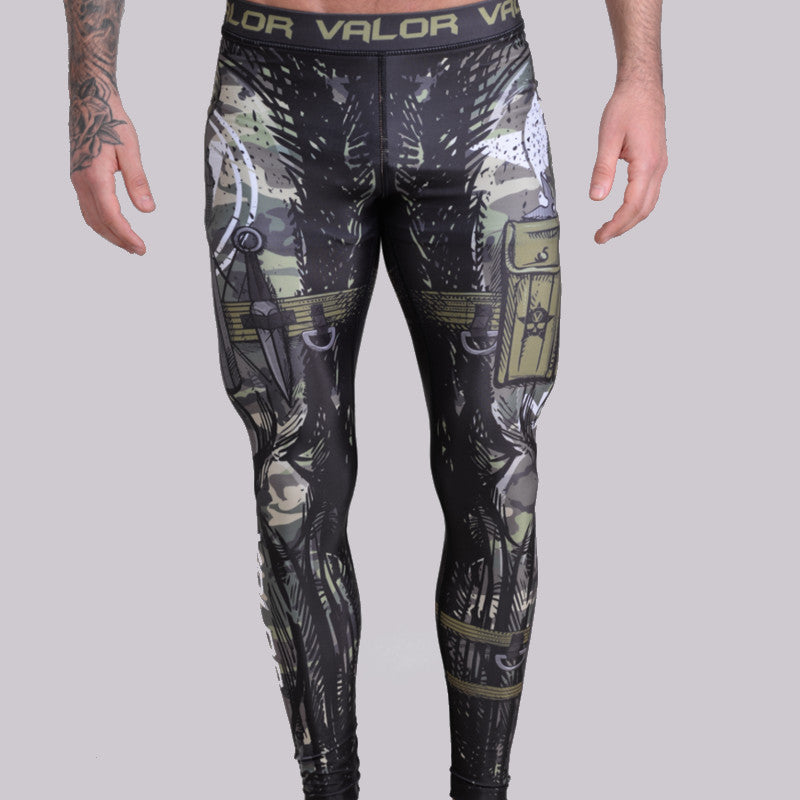 Valor Assassin Camo Spats