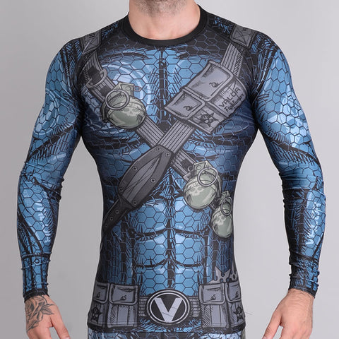 Valor Assassin Rash Guard