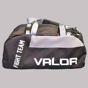 Valor Senshi Convertible Black and Grey Sports Bag