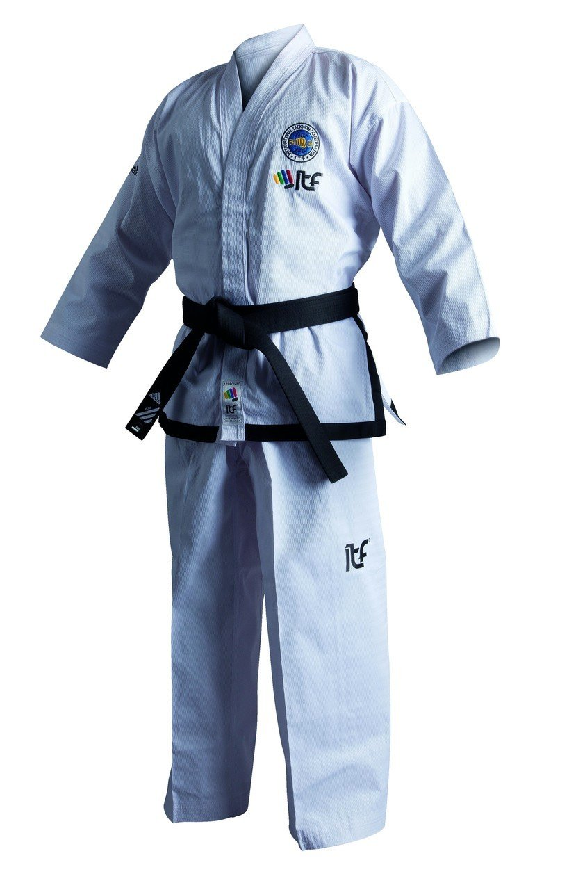 Image of Adidas Junior ITF Club Dobok