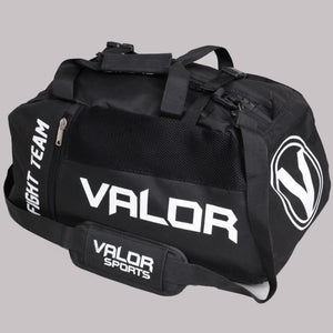 Valor Senshi Convertible Black Sports Bag