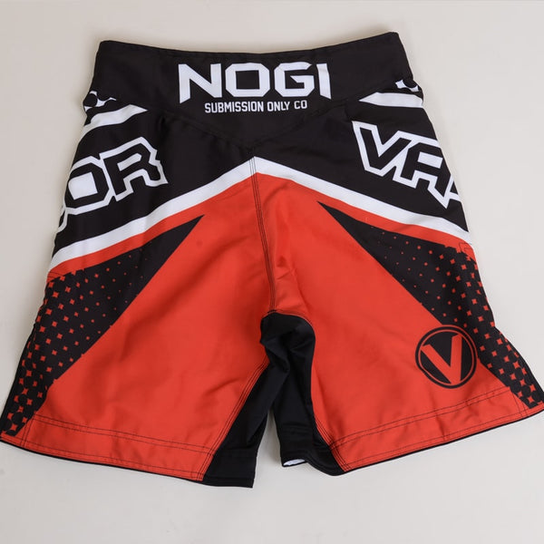 Valor Triumph Red Ladies NO GI Shorts