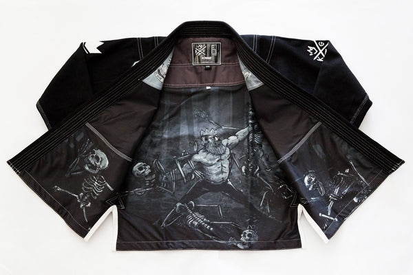 Kings The Sovereign 2.0 Black BJJ Gi
