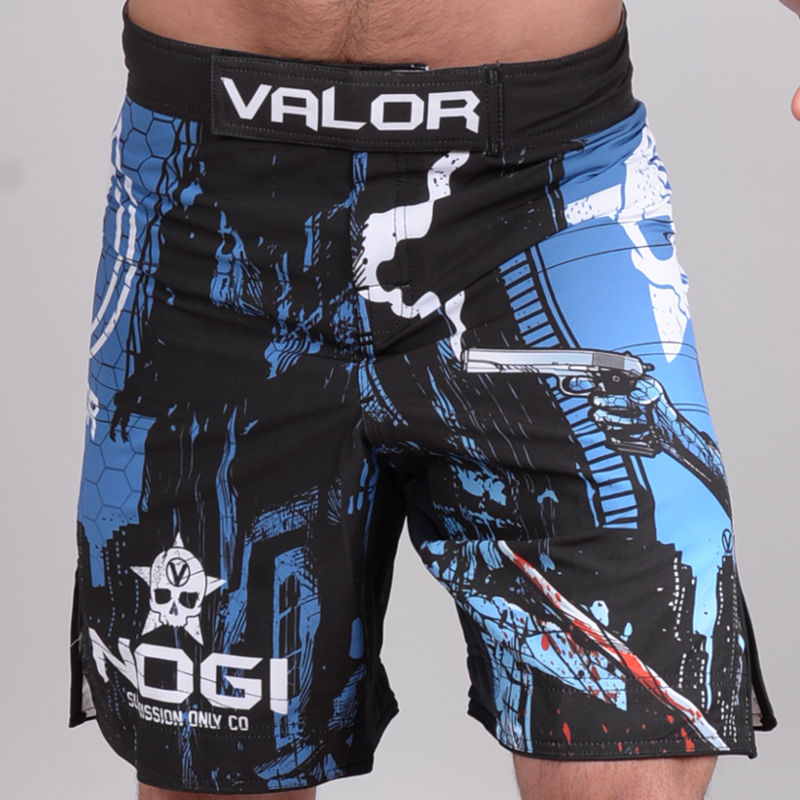 Valor Assassin Artwork NO GI Shorts