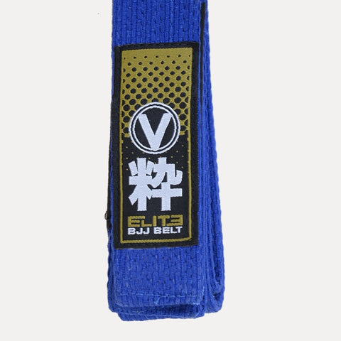 Valor Elite GI Material Blue Belt