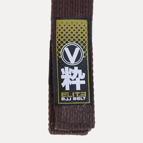 Valor Elite GI Material BJJ Brown Belt