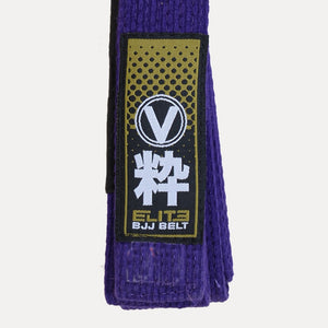 Valor Elite GI Material BJJ Purple Belt