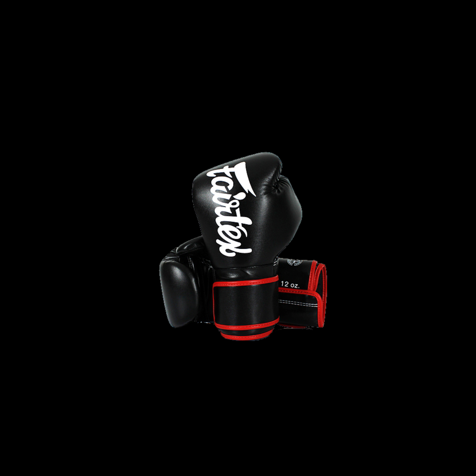 Image of Black Fairtex BGV8 Boxing Gloves