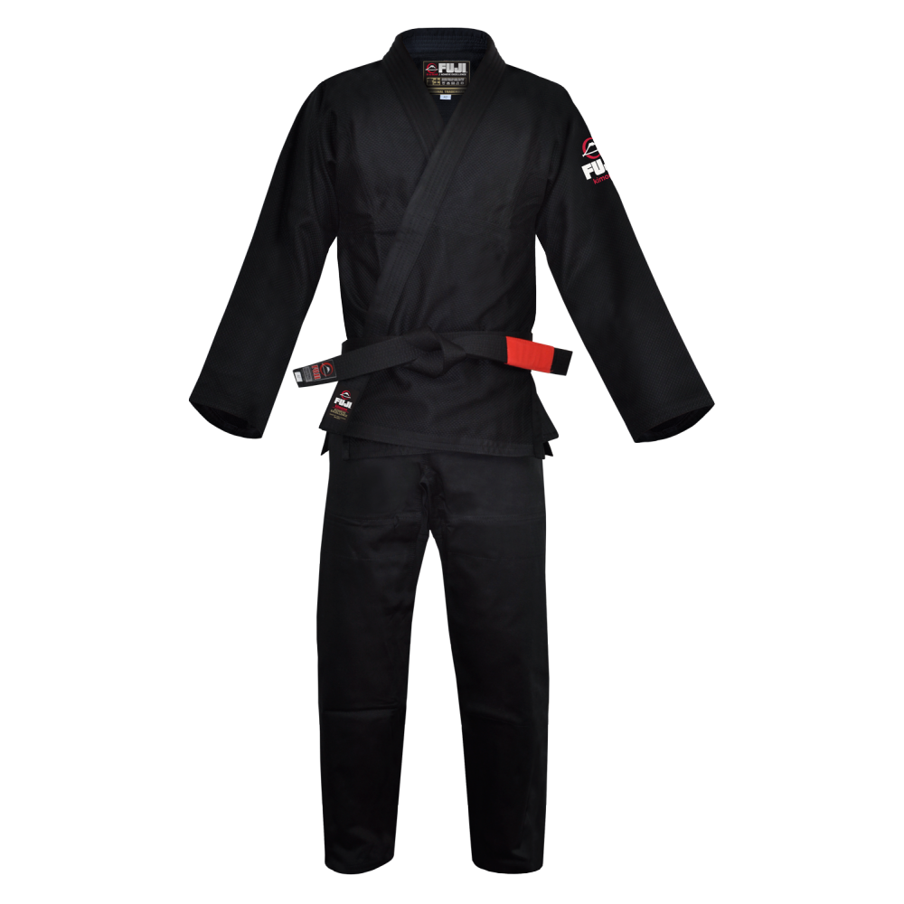 Image of Fuji All Around Black BJJ Gi