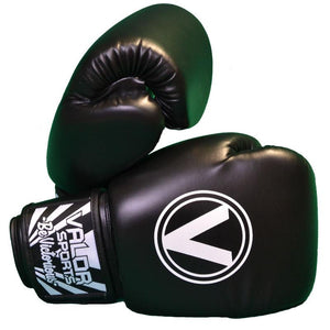 Valor Raibaru Black Boxing Gloves