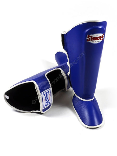 Sandee Authentic Leather Boot Shin Guards
