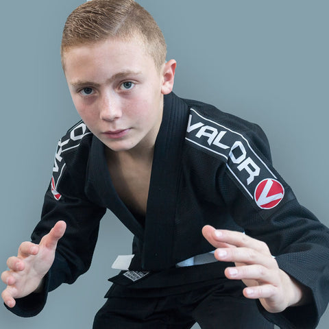 Bravura Black Kids BJJ GI