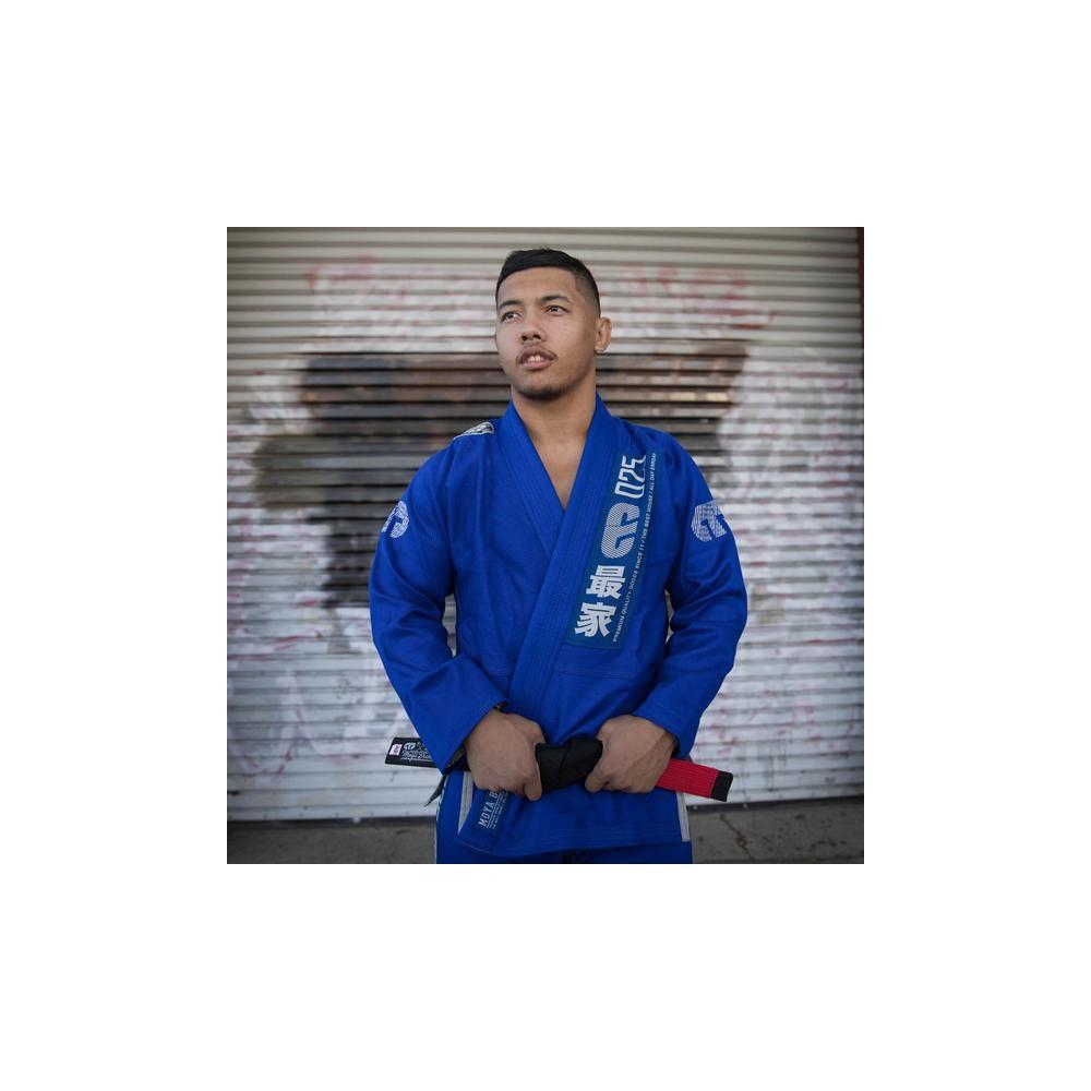 Moya Brand Authentic Blue BJJ GI