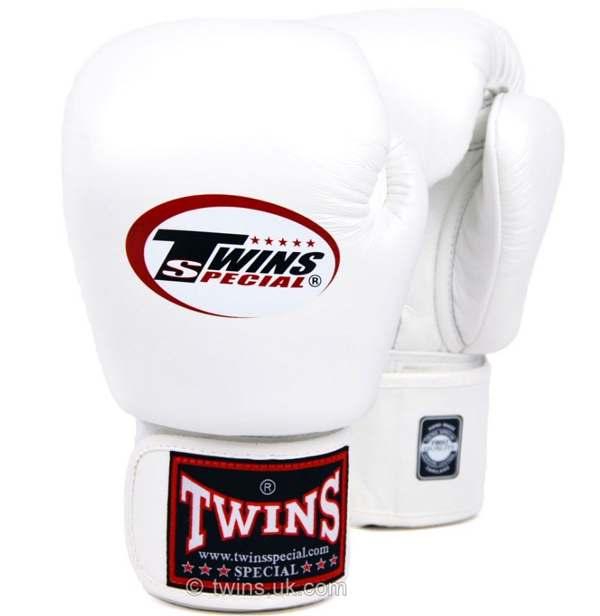 Image of Twins BGVL-3 White Boxing Gloves