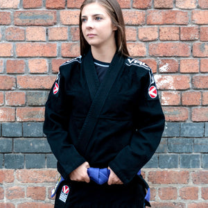 Valor Bravura Black Ladies BJJ GI