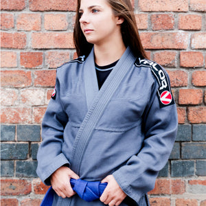 Valor Bravura Grey Ladies BJJ GI