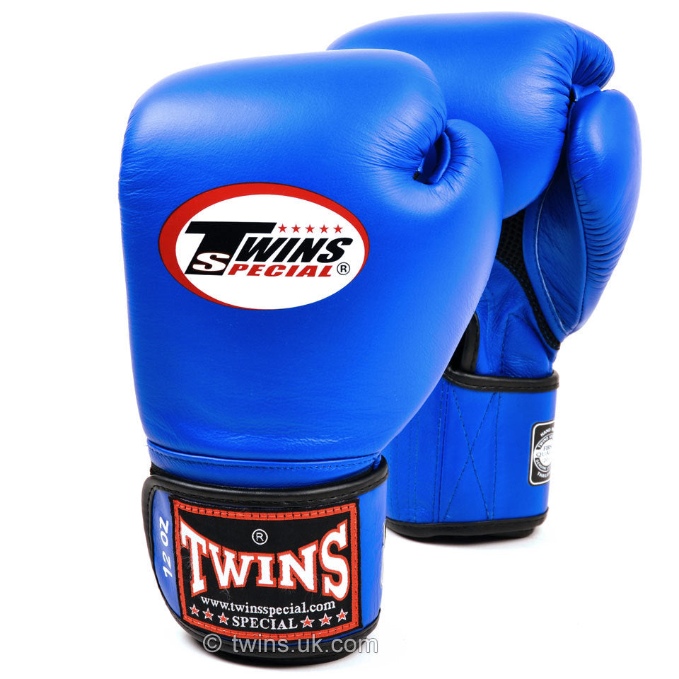 Image of Twins BGVL-3 Blue Boxing Gloves