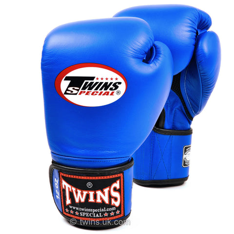 Twins BGVL-3 Blue Boxing Gloves