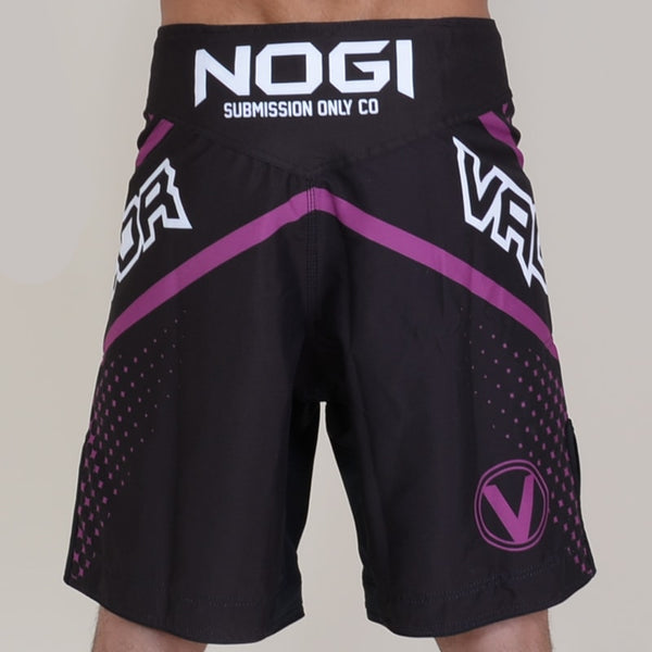 Valor Triumph Purple NO GI Shorts