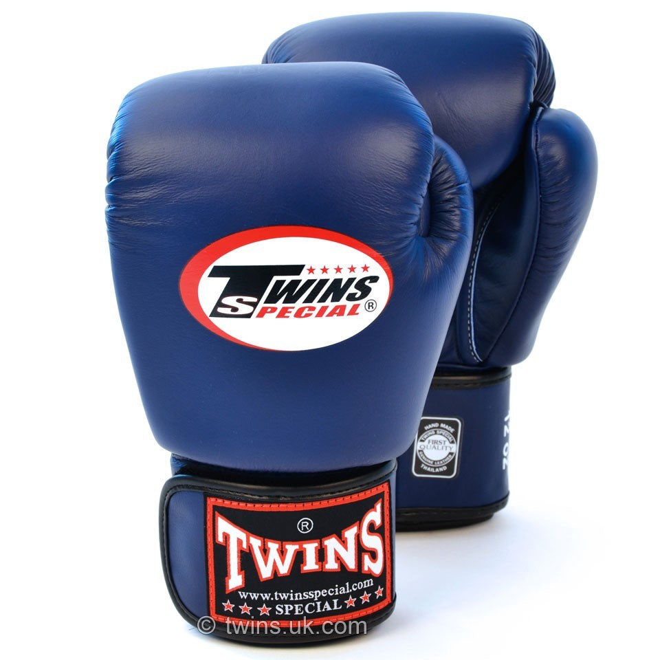 Image of Twins BGVL-3 Navy Blue Boxing Gloves