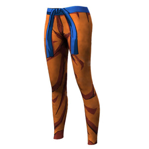 Dragon Ball Z Spats