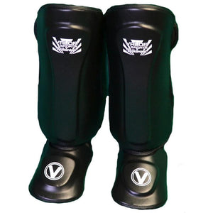 Valor Raibaru Black Shin Guards