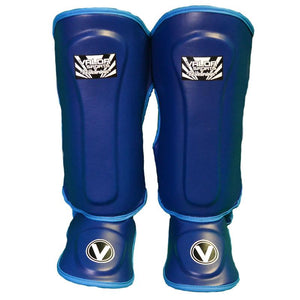 Valor Raibaru Blue Shin Guards
