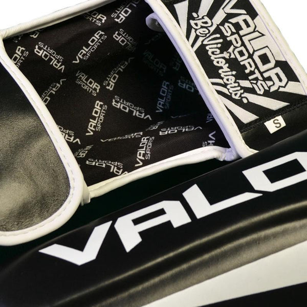 Valor Seisho Pro Black Shin Guards