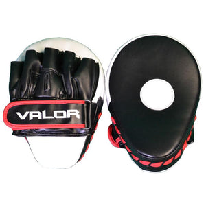 Valor Curved Focus Pads