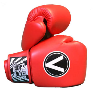 Valor Raibaru Red Boxing Gloves