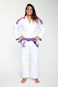 Atama Ultra Light White Ladies BJJ Gi
