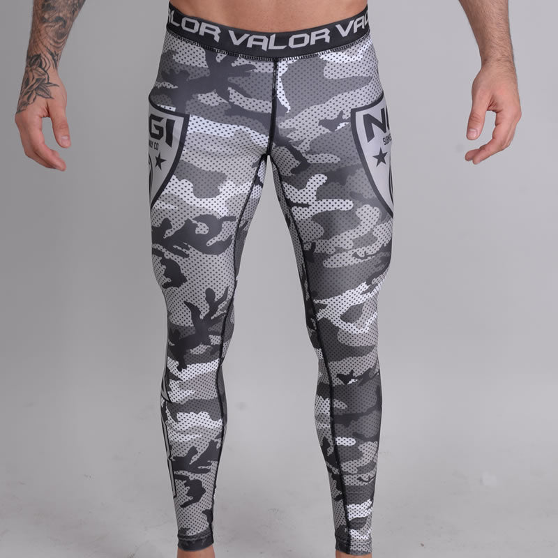 Valor Liquid Camo Spats Urban