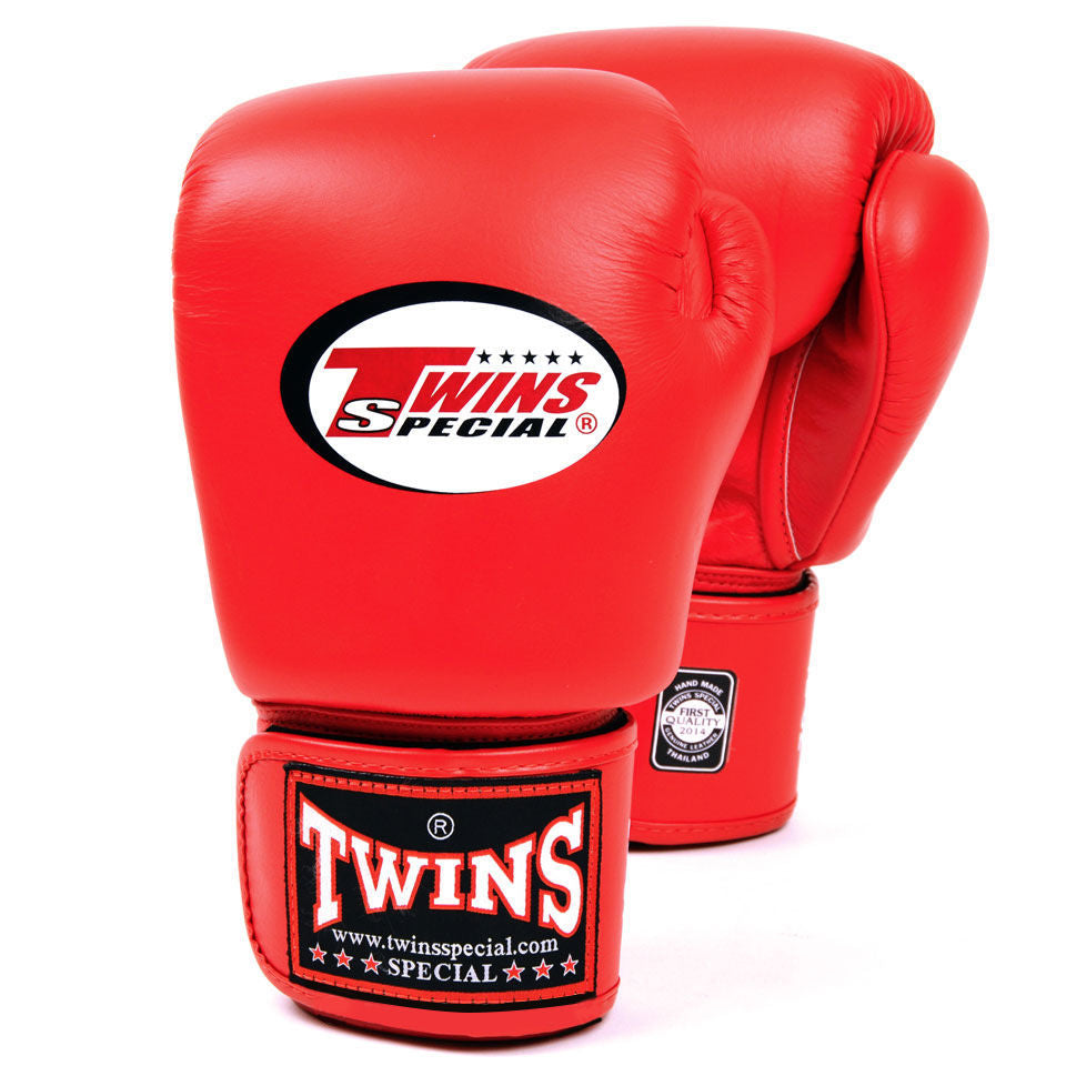 Image of Twins BGVL-3 Red Boxing Gloves