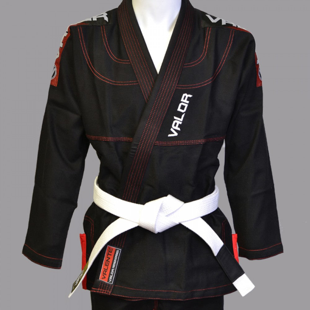 Valor Valente Ladies Black BJJ GI