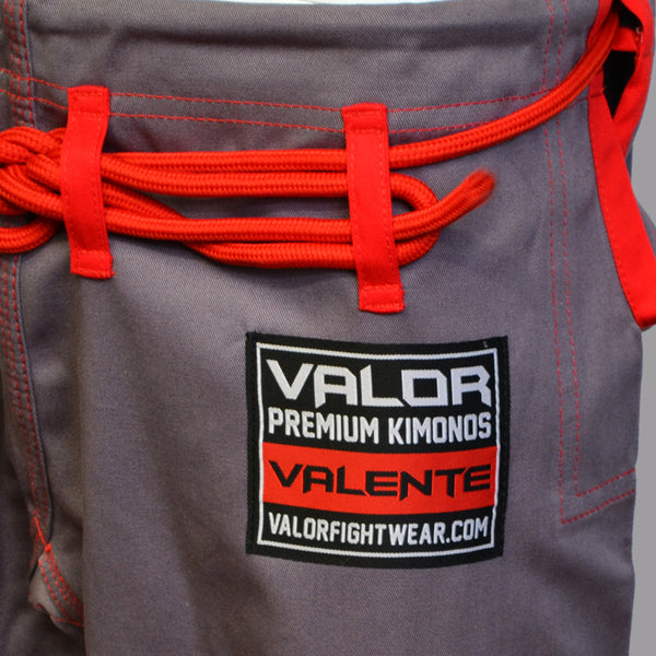 Valor Valente Grey BJJ GI