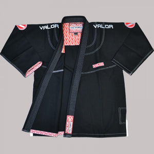 Valor Victory 2.0 Premium Lightweight Black Ladies BJJ GI