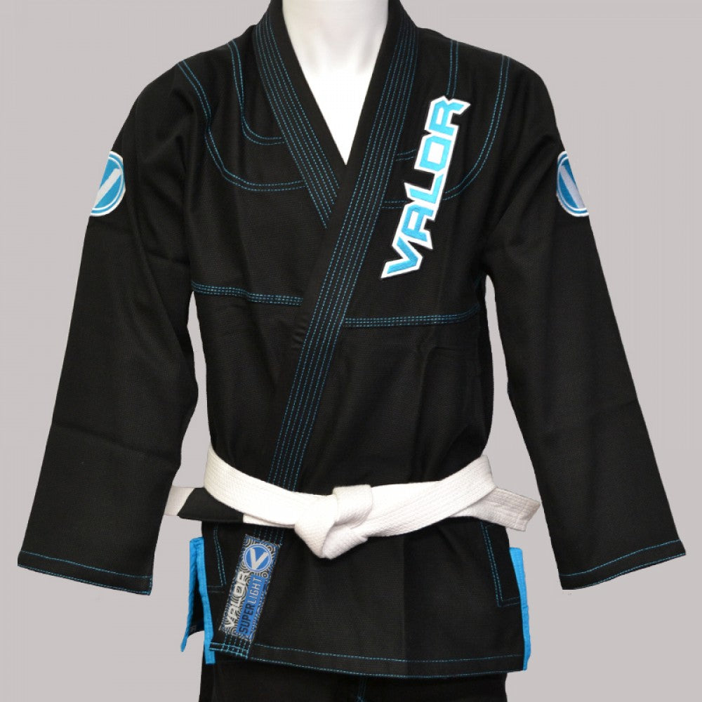 Valor VLR Superlight Black BJJ Gi