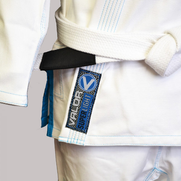 Valor VLR Superlight White BJJ Gi