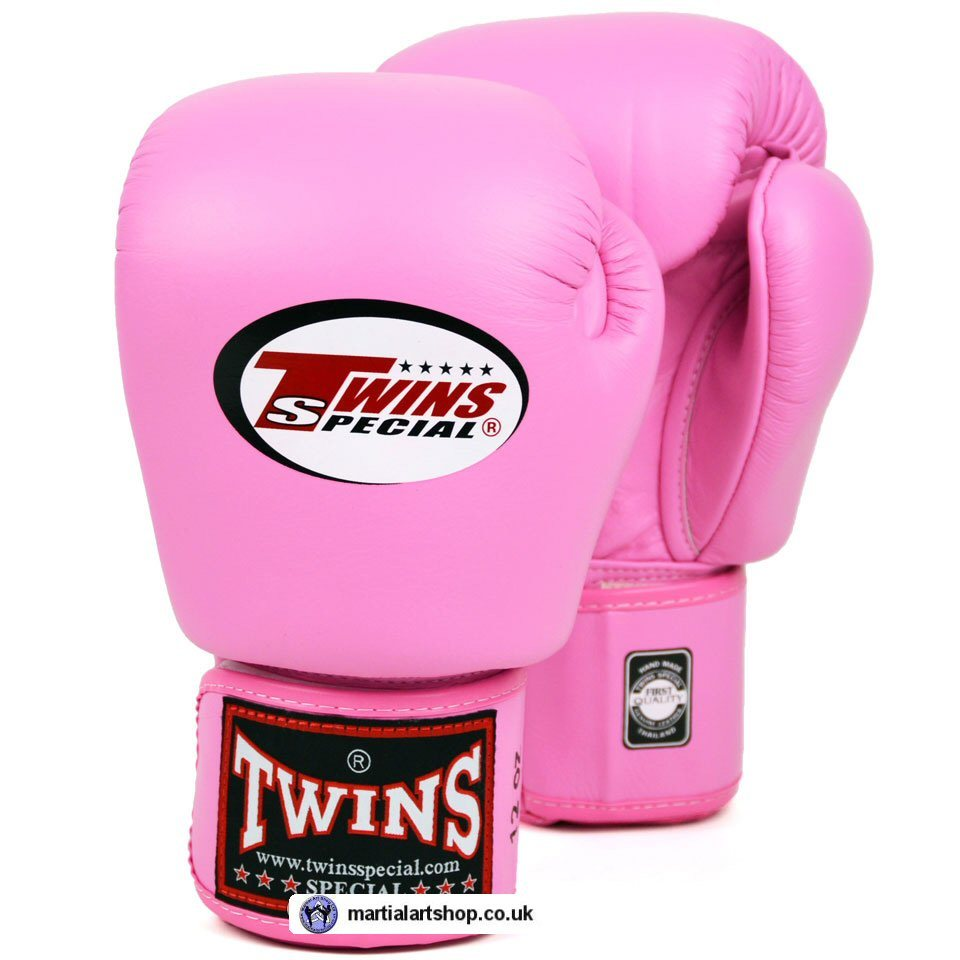 Image of Twins BGVL-3 Pink Boxing Gloves